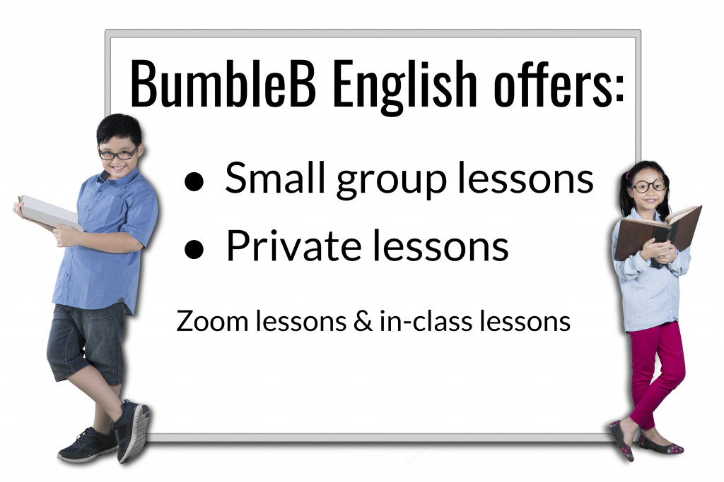BumbleB English Lessons